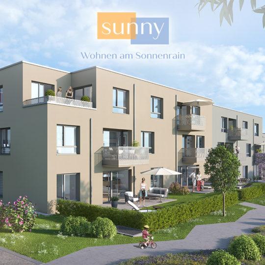 Wohnprojekt sunny in Schwäbisch Hall gestartet