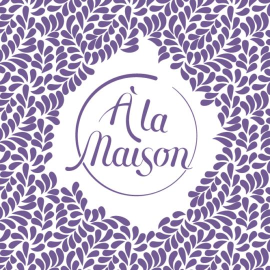 Logoentwicklung für Berliner Wohnprojekt À la Maison