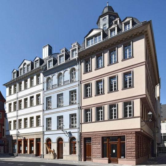 Neue Altstadt Frankfurt holt in Cannes den MIPIM Award 2019